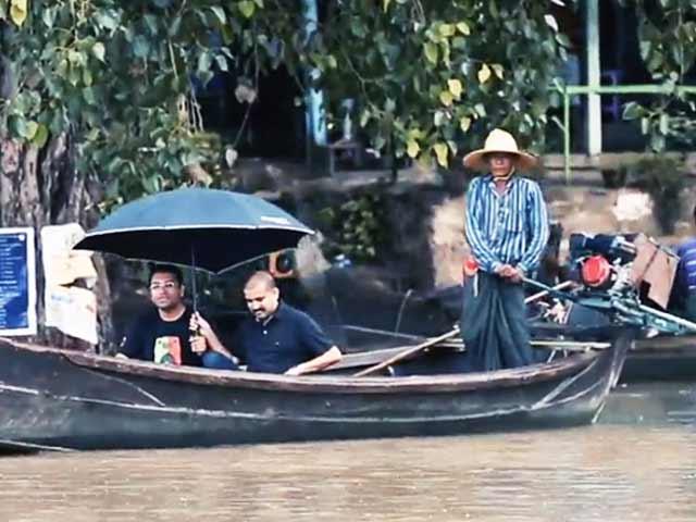 Video : #GLAadventure Explores The Isolated Capital Of Myanmar - Naypyidaw