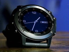 Garmin Fenix 3 Is an Athlete's Smartwatch