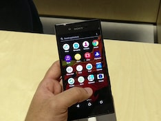 Sony Xperia XZ, Xperia X Compact: Hands-On