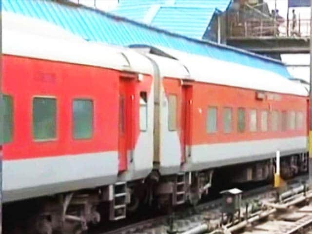 Video : Surge Pricing On Tickets For High-Speed Trains Rajdhani, Shatabdi