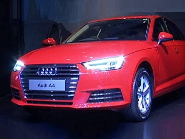 Video : Audi A4 Launch, Maserati Quattroporte GTS And SIAM And ACMA