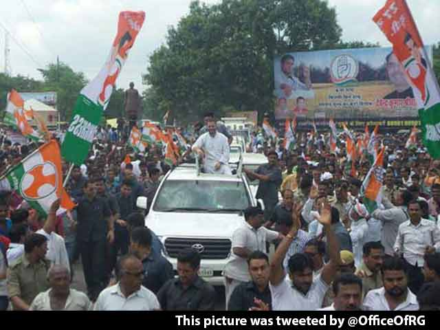 Video : Rahul In Ayodhya Tomorrow, The First Visit By A Gandhi Since 1992 Babri Demolition