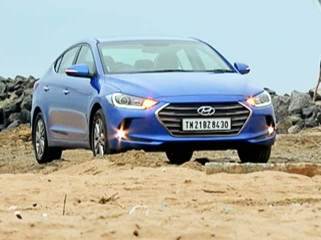 2016 Hyundai Elantra Review (India Spec)