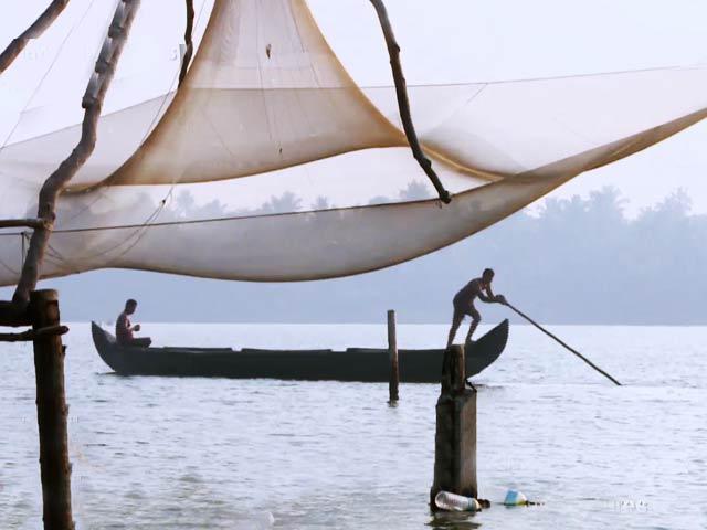Video : India Adventures: Kochi, Queen of the Arabian Sea