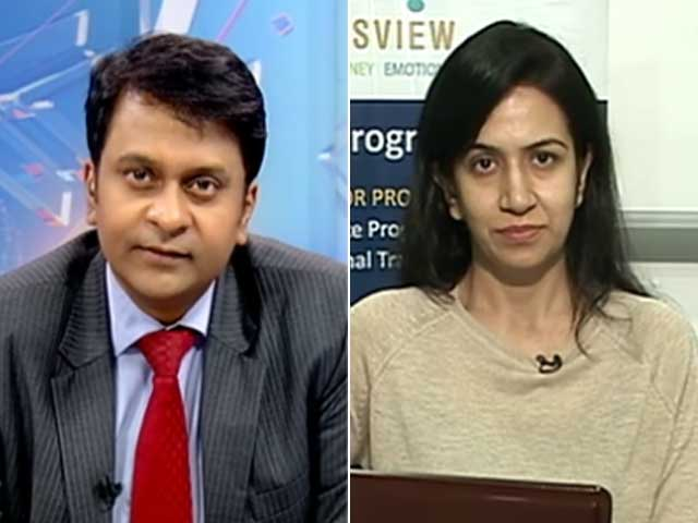 Video : Bullish On JSW Steel, Jain Irrigation: Meghana Malkan