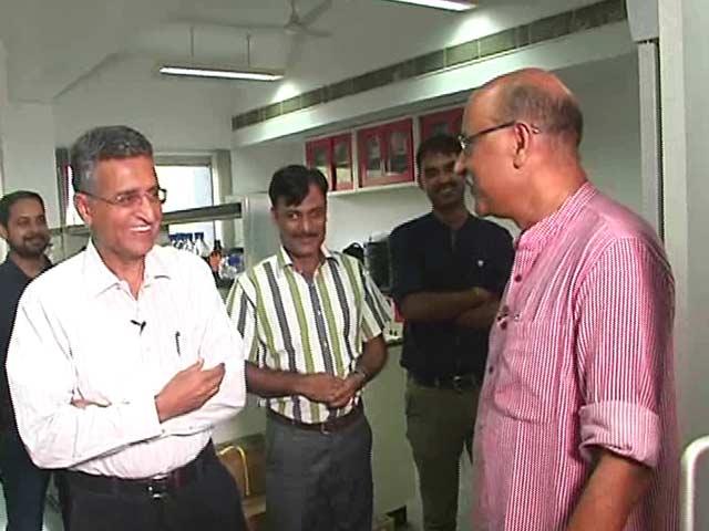 Video : Walk The Talk With Deepak Pental, Professor Of Genetics, Delhi University