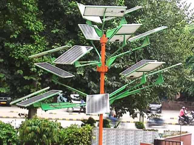 Video : Advantages Of A Solar Tree