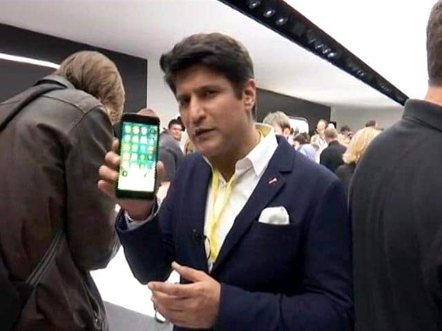 Video : Cell Guru at Apple's Mega Event