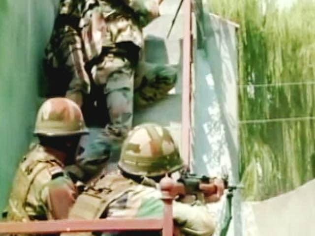 Video : 7 Terrorists Killed, Policeman Dies in 4 Encounters In Jammu And Kashmir