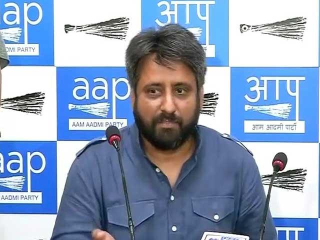 Videos : छेड़खानी के आरोप में घिरे आप विधायक अमानतुल्ला खान