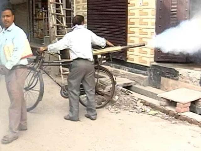 Video : Why Delhi Is Failing In Fight Against Malaria, Chikungunya