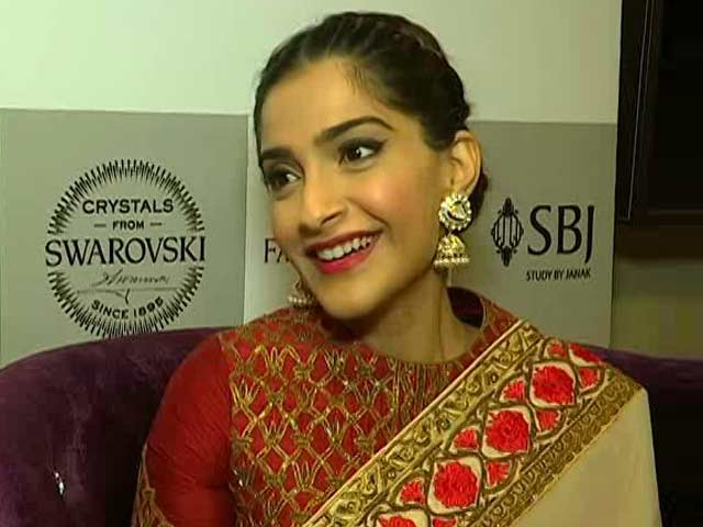 Video : Finally, Sonam Shares Her Hollywood Plans