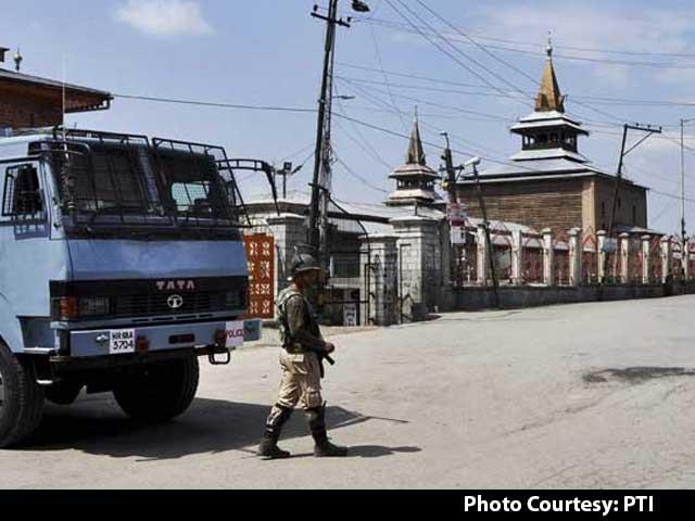 Video : Kashmir Shut Down On Eid, No Prayers At Mosques, Shrines