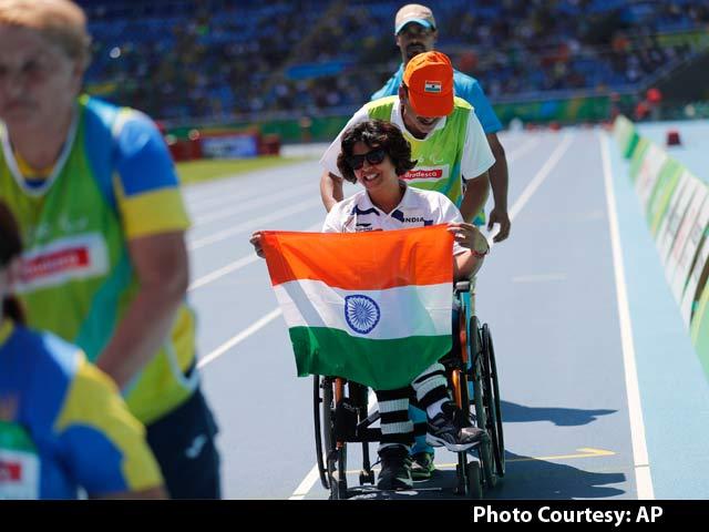 Video : Paralympic Silver Result of Lot of Sweat, Sacrifice: Deepa Malik to NDTV