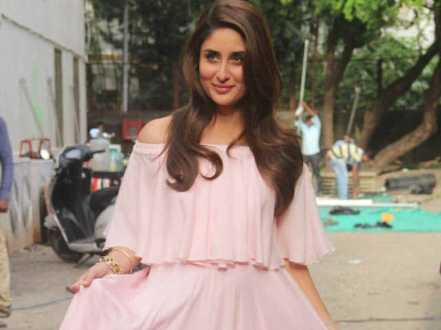 Video : Kareena Answers an 'Intrusive' Question About Her Baby. Respect