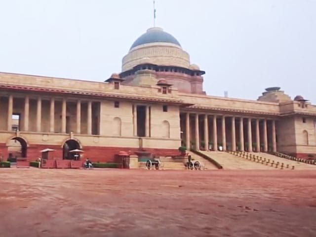Video : #GLAadventure's Special Visit To The Rashtrapati Bhavan