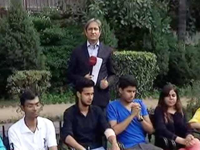 Video : प्राइम टाइम इंट्रो : छात्र संघ चुनावों में NOTA का जमकर इस्तेमाल