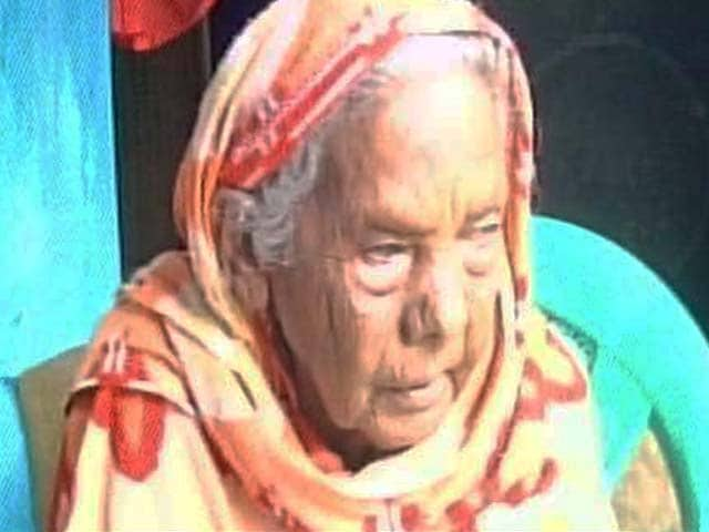 Video : 105-Year-Old Kunwar Bai Made 'Swachh Bharat Abhiyan' Mascot