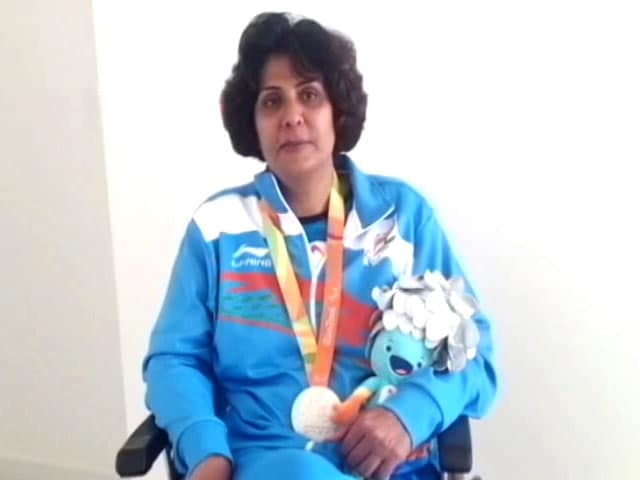 Video : Para-Sports Will be Taken Seriously in India Now: Deepa Malik
