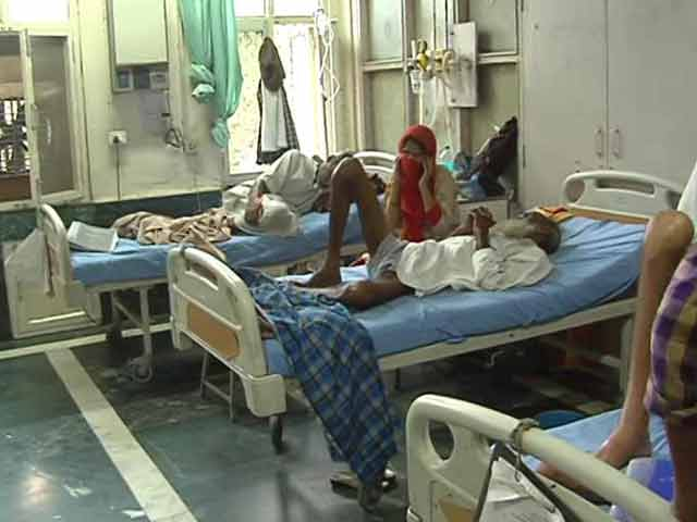 Video : How Delhi Hospitals Are Coping With Dengue And Chikungunya