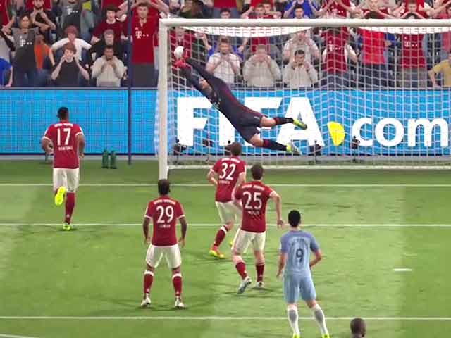 Video : FIFA 17 Demo Impressions