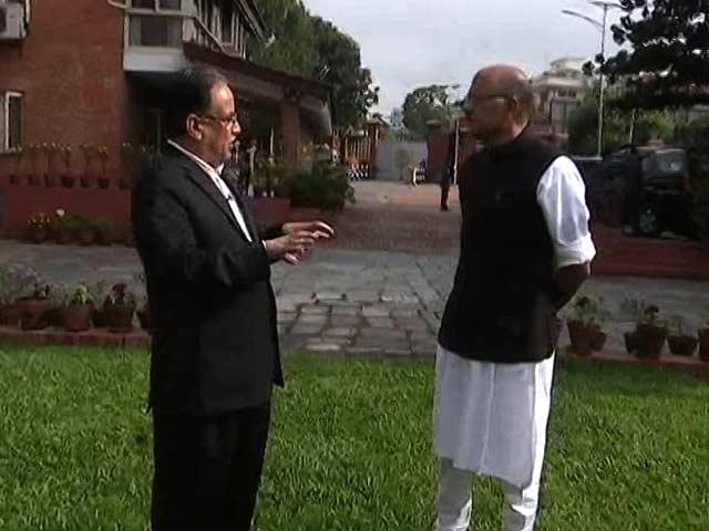 Video : Walk The Talk With Pushpa Kamal Dahal, Prime Minister, Nepal