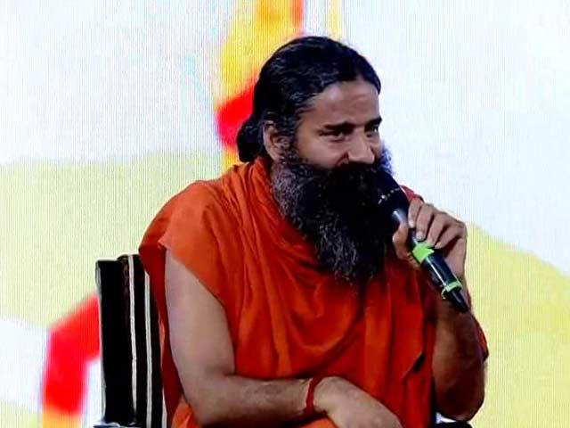 Video : Yoga Keeps Your Hardware And Software Fit, Says Baba Ramdev