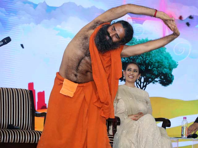 Video : #NDTVYouthForChange: Yoga Guru Baba Ramdev's Mantra To Fight Obesity