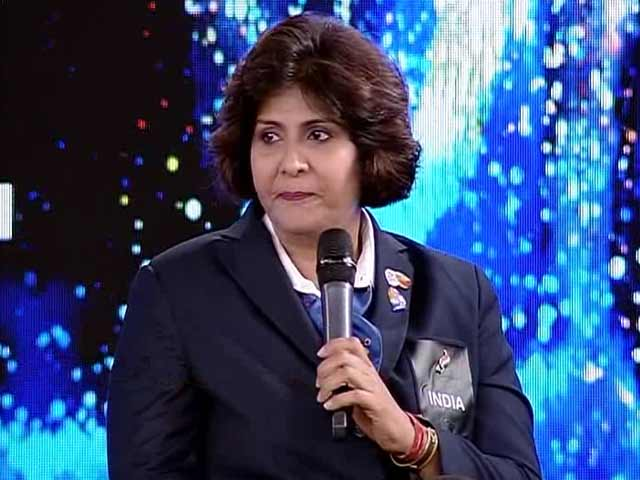 Video : Entire Khap Came To Receive Me: Paralympic Silver Medalist Deepa Malik