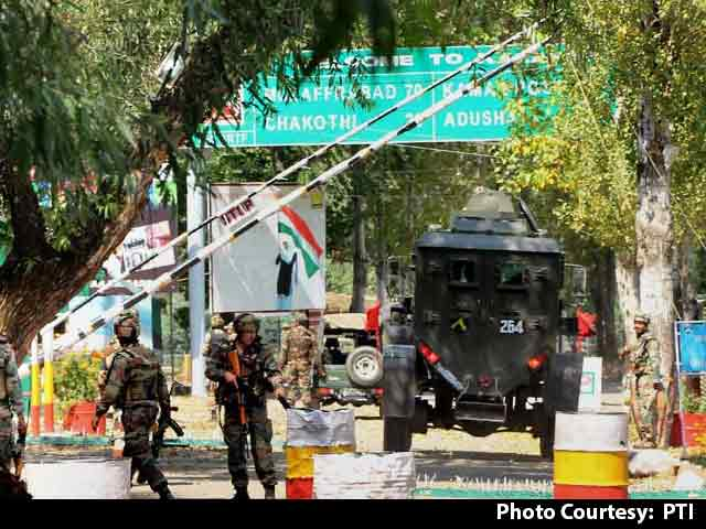 Video : 17 Soldiers Killed In Uri Attack; Army Says Terrorists From Jaish-e-Mohammed