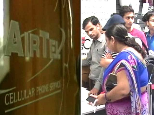 Video : Reliance Jio, Airtel Trade Charges Over Interconnection Issue