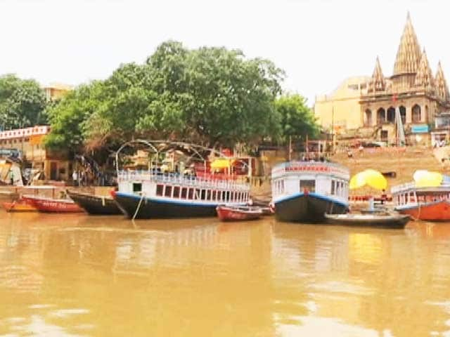Video : Action Plan To Clean-Up Varanasi's Manikarnika Ghat
