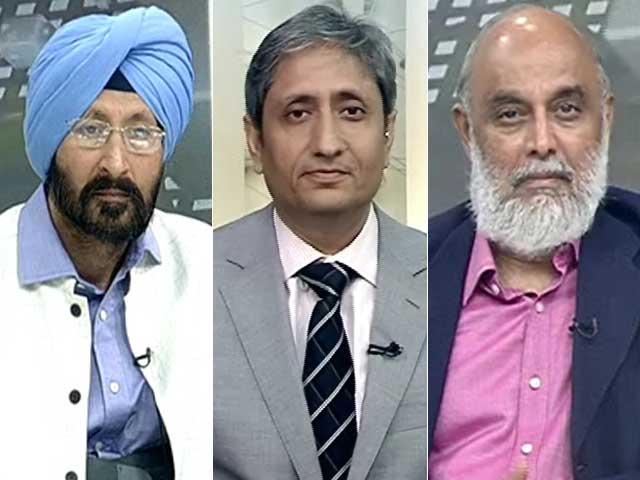 Videos : प्राइम टाइम : पाकिस्तान के साथ क्या सलूक करे भारत?
