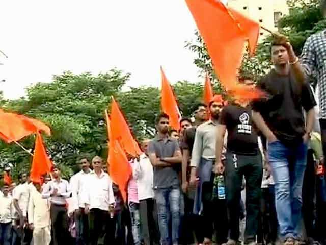 Video : जोर पकड़ता मराठा आंदोलन, कई शहरों में प्रदर्शन