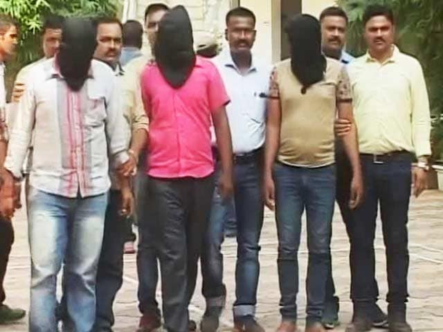 Video : 3 Cow Vigilantes Arrested For Killing 29-Year-Old In Gujarat