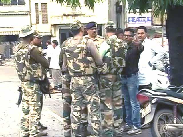 Videos : नेशनल रिर्पोटर : नवी मुंबई के उरण में 4 संदिग्धों की तलाश
