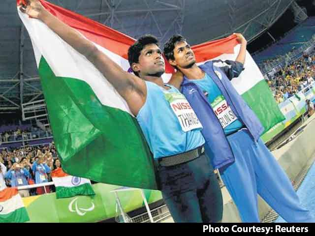 NDTV Salutes India's Rio Paralympics Heroes