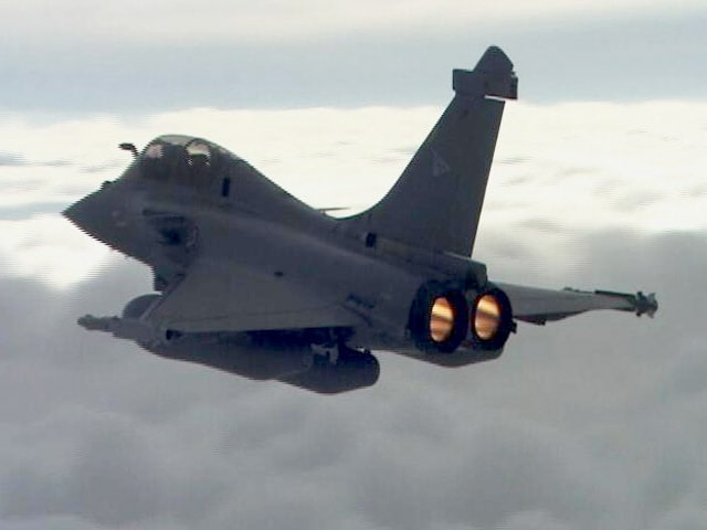 Video : 36 राफेल विमानों के सौदे पर हुए दस्तख़त, 1600 करोड़ का आएगा एक विमान