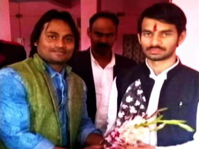 Video : 'They Don't Think' Says Court, Gives Notice To Lalu's Son Tej Pratap After Damning Photo