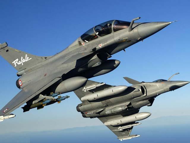 Video : India Signs Deal For Rafale Fighters From France