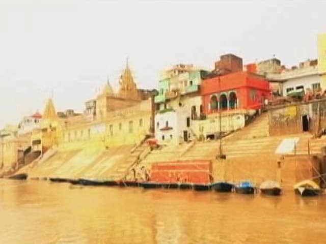 Video : Taj Mahal and Ghats Of Varanasi Gear Up For A Clean-Up