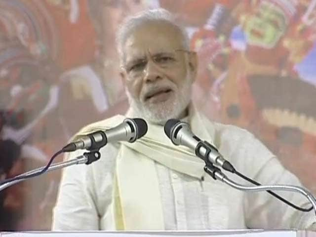 Video : 'India Exports Software, Pakistan Exports Terror': PM Modi's Strong Message At BJP Meet