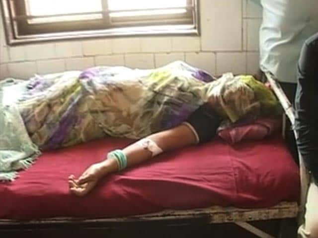 Video : 'Kicked In My Stomach': Dalit Woman Beaten For Not Picking Cow Carcass