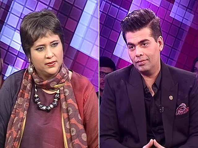 Video : Dealing With Depression Darkest Period Of My Life, Says Karan Johar
