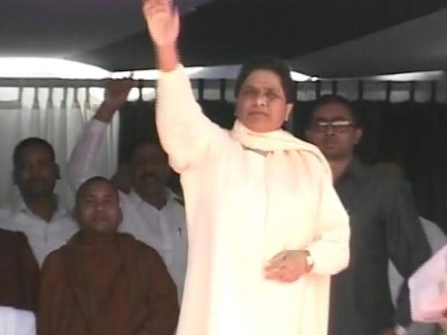 Video : Dalit Support Assured, Mayawati's Party Chases Brahmin Vote