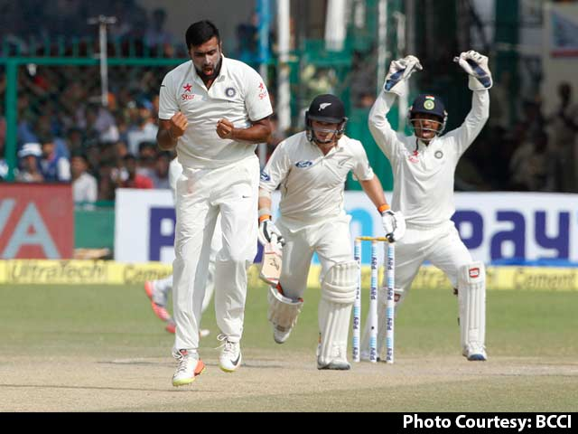Ravichandran Ashwin Galloping Towards Legendary Status: Sunil Gavaskar