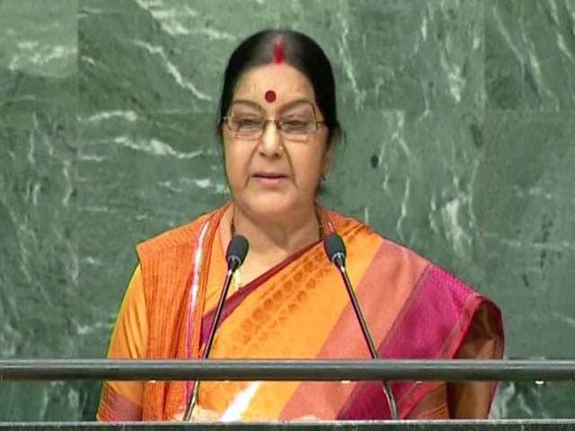 Videos : प्राइम टाइम इंट्रो : संयुक्त राष्ट्र में भारत का पाक को जवाब