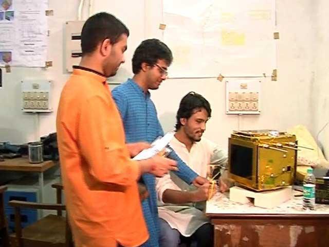 Video : IIT छात्रों के सैटेलाइट 'प्रथम' का हुआ सफल लॉन्च