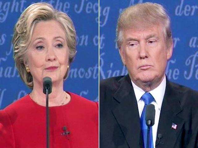 Videos : अमेरिकी राष्ट्रपति चुनाव : ट्रंप और हिलेरी के बीच हुई तीखी सीधी