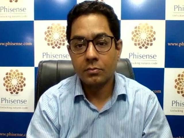 Video: Nifty Can Test 8,450:  Sarvendra Srivastava